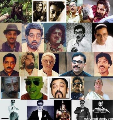 The Multi-faceted Kamalhassan